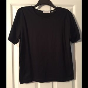 Soft black shirt